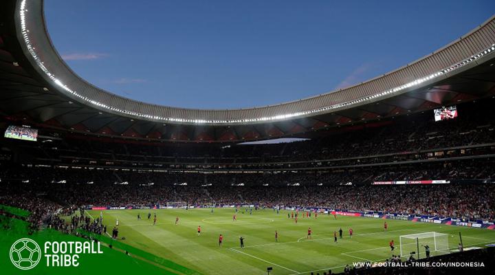 Mengunjungi Wanda Metropolitano dan Tak Menemukan Atletico Madrid