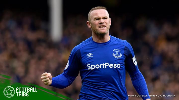 Rooney mengaku dirinya sangat senang