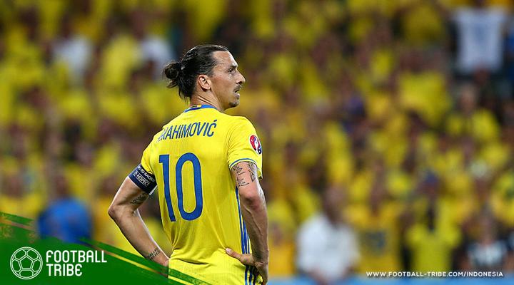 Zlatan Ibrahimovic: Dari Pencuri Sepeda Sampai Jadi Dewa Sepak Bola