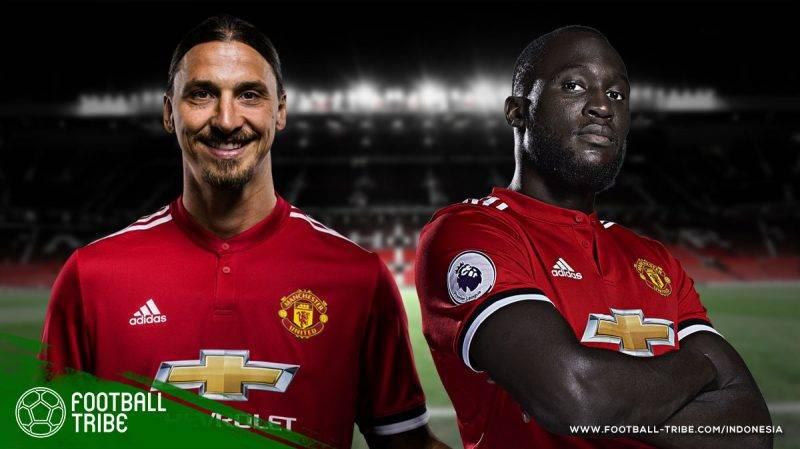 Friksi Penyerang Manchester United Di Masa Lalu Bisa Jadi Pembelajaran Untuk Jose Mourinho Terkait Zlatan Lukaku Football Tribe Indonesia