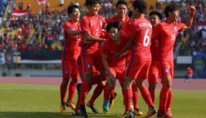 Korea Selatan Babat Habis Indonesia
