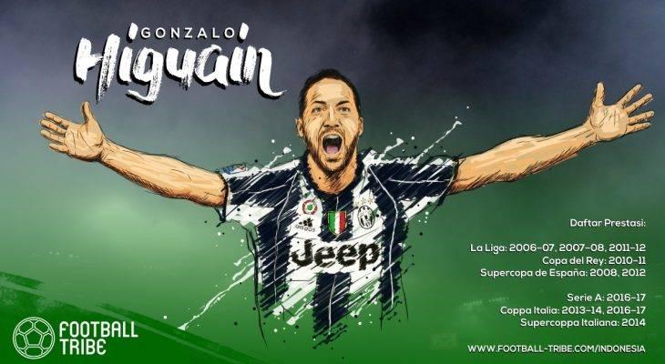 Bermain dengan Bahagia Ala Gonzalo Higuain