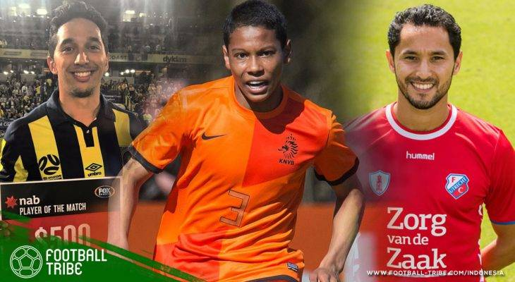 12 Pemain Berbakat Keturunan Indonesia yang Belum Dinaturalisasi (Bagian Kedua)