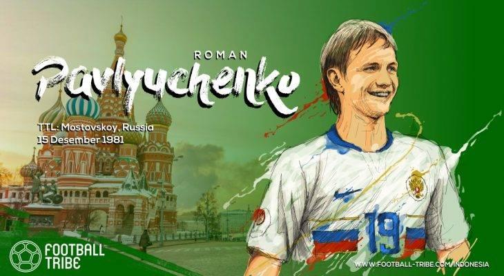 Roman Pavlyuchenko, Penyerang Flamboyan yang Disia-siakan Tottenham Hotspur