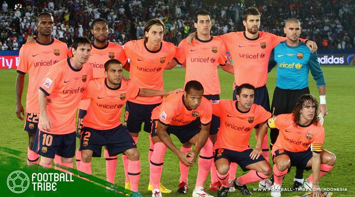 Piala Dunia Antarklub 2009: Rekor Barcelona dan Kejutan Pohang Steelers