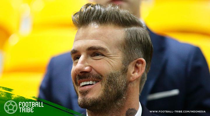 Wahai Pesepak Bola Zaman Now, Jadikanlah David Beckham sebagai Panutan!