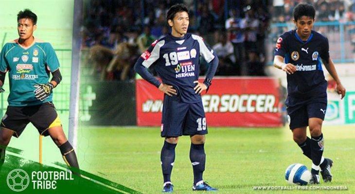Berakhirnya Generasi Juara Arema Malang 2010