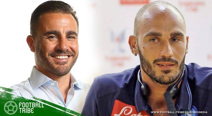 Cannavaro Bersaudara Kembali Bersatu di Guangzhou Evergrande