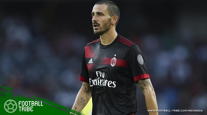 Baru Direkrut dan Dijadikan Kapten, Leonardo Bonucci Sudah Tak Betah di AC Milan?