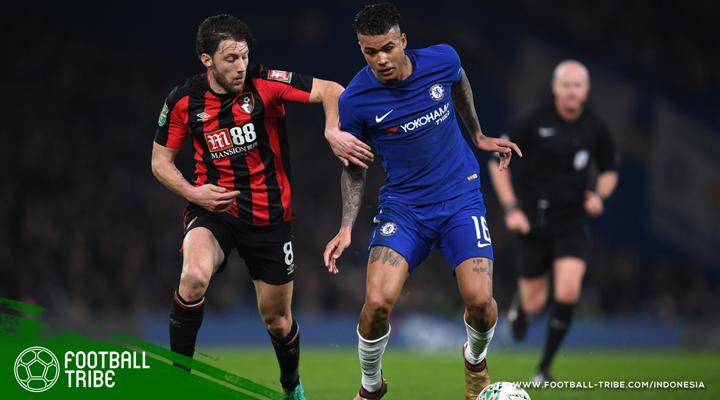 Menang Dramatis Atas Bournemouth, Chelsea Melaju Ke Semifinal Piala Carabao