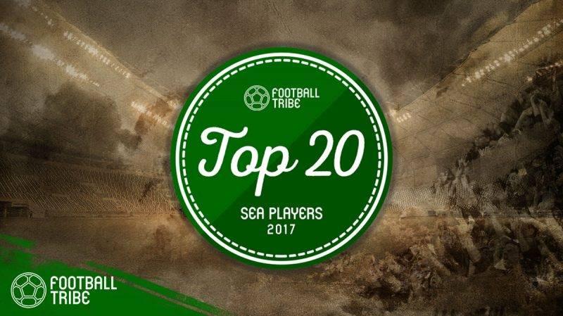 20 pemain terbaik Asia Tenggara
