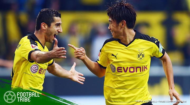 "Borussia Dortmund Bukan ""Recommended Seller"" untuk Man United"