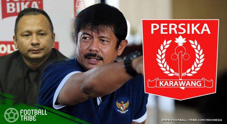 Menanti Kiprah Duet Indra Sjafri dan Ricky Nelson di Persika Karawang