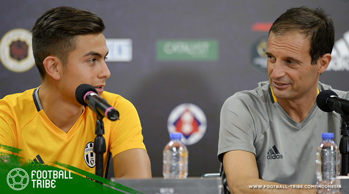 Hubungan Massimiliano Allegri dan Paulo Dybala yang Semakin Meruncing