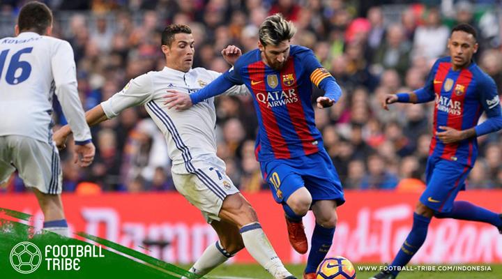 El Clasico 2017/2018 Jilid Pertama: Hidup dan Mati Madrid, Tak Penting bagi Barcelona
