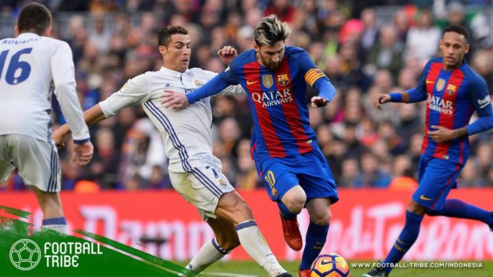Barcelona dan Real Madrid