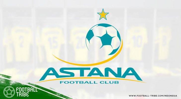 FC Astana, Klub Antah Berantah Pembuat Sejarah