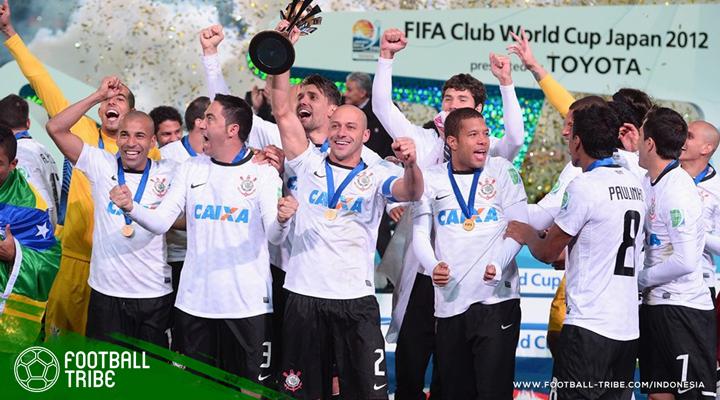 16 Desember 2012: Ketika Corinthians Jadi Klub Nomor Satu Dunia