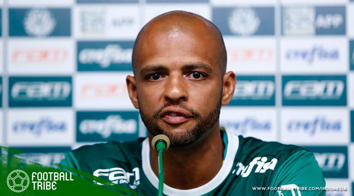 Benarkah Felipe Melo Segera Merapat ke Persija?