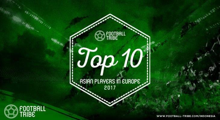 Football Tribe Award: 10 Pemain Terbaik Asia yang Bermain di Eropa (Peringkat 3-1)