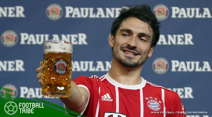 Mats Hummels, Si Anak Buangan Bayern München yang Kini Menjadi Andalan