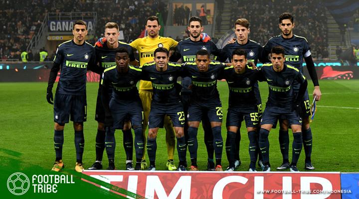 Masalah Internazionale Milano Itu Bernama Kedalaman Skuat