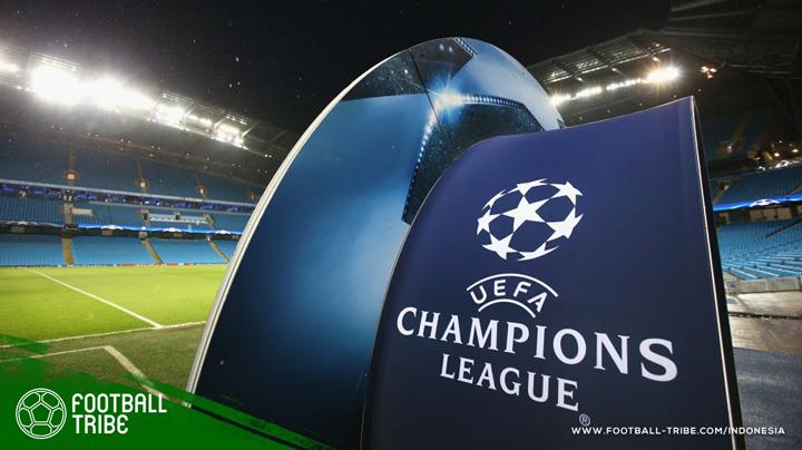 Laga terakhir di fase grup Liga Champions Eropa
