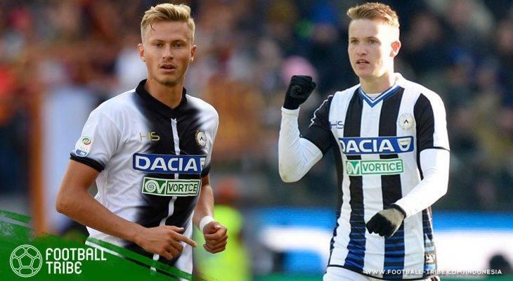 Jakub Jankto dan Antonin Barak, Bintang Terbaru dari Udinese Model