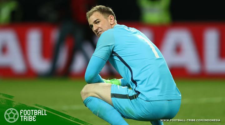 Perjuangan Joe Hart adalah Perjuangan Inggris Mencari Kiper Utama untuk Piala Dunia 2018