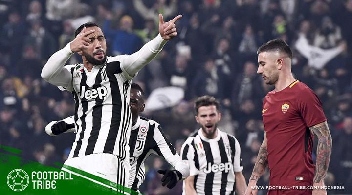 Gol Tunggal Benatia Bawa Juventus Tumbangkan AS Roma
