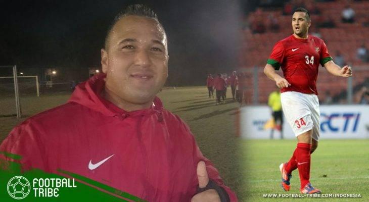 Selalu Dicaci Ketika Bermain, Jhonny Van Beukering Kini Rintis Karier sebagai Pelatih