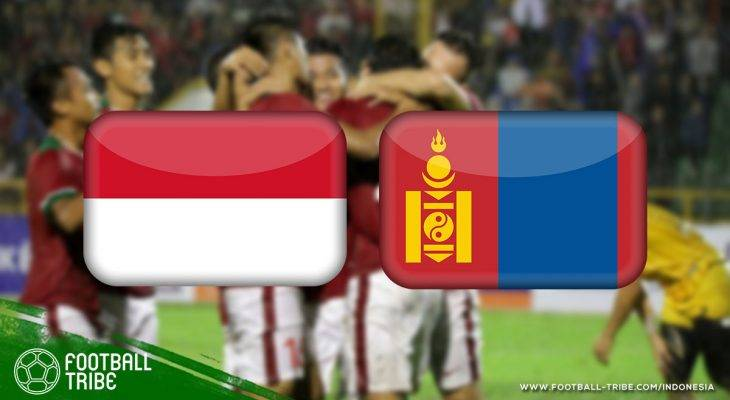 """Kalahkan Mongolia, Indonesia Menuju """"Final"""" Melawan Kirgistan"""