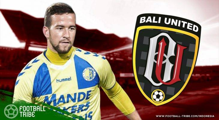 Mengenal Kenny Anderson, Calon Pemain Naturalisasi Incaran Bali United