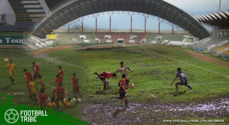 Kondisi Buruk Lapangan di Aceh dan Kisah Legenda Sepak Bola yang Terlupakan