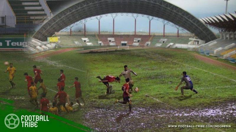 Masalah infrastruktur sepak bola