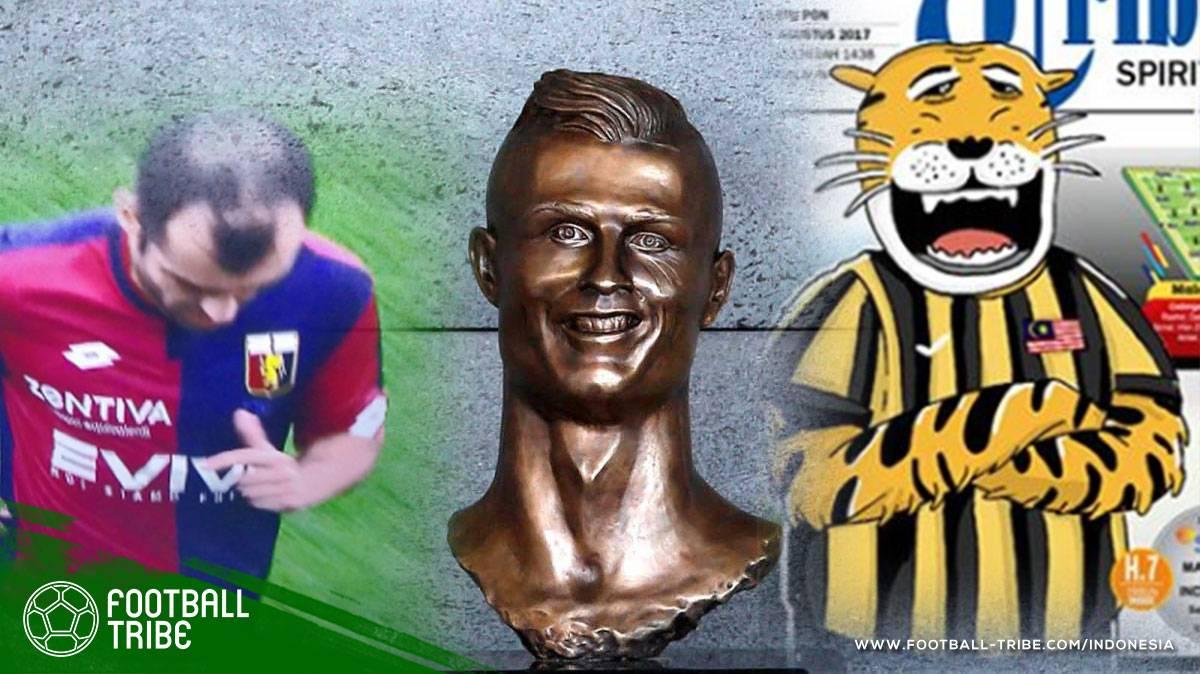 Kumpulan Meme Dan Video Sepak Bola Lucu Di 2017 Football Tribe
