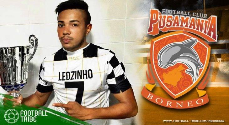 Leozinho, Marquee Player Baru Borneo FC