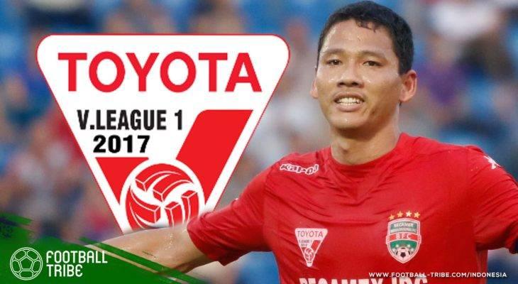 Liga Vietnam, Satu-satunya di Asia Tenggara yang Top Skornya Pemain Lokal
