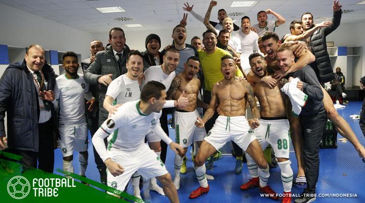 Ludogorets, Ancaman dari Juara Liga Bulgaria yang Mengintai AC Milan