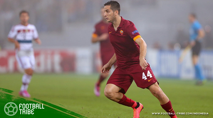 AS Roma Perpanjang Masa Bakti Kostas Manolas sampai 2022