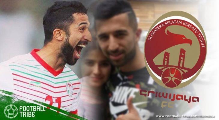 Mengenal Manuchekhr Dzhalilov, Pemain Terbaik Piala AFC 2017 yang Berlabuh di Sriwijaya FC