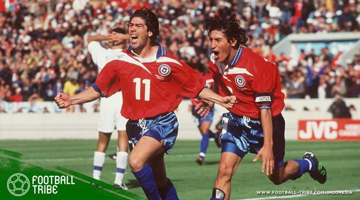Marcelo Salas, 'El Matador' Cile di Piala Dunia 1998