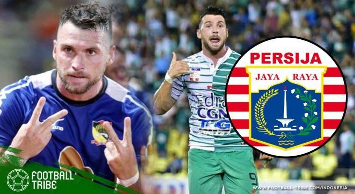 Marko Simic Merapat Ke Persija Jakarta