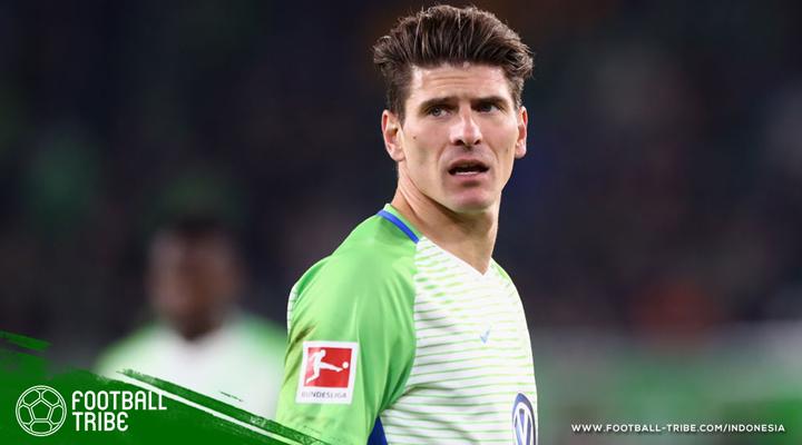 Mario Gomez Kembali ke Pelukan Stuttgart demi Piala Dunia 2018