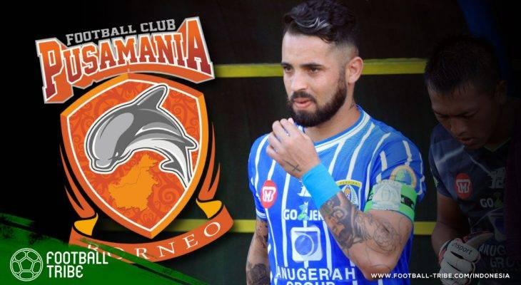 Marlon da Silva dan Gerak-gerik Transfer Borneo FC