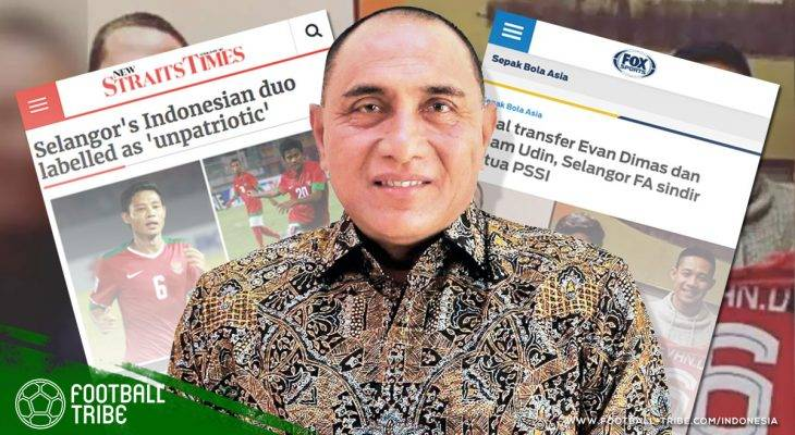 Media Asing Ikut Tanggapi Komentar 'Nasionalis' Edy Rahmayadi