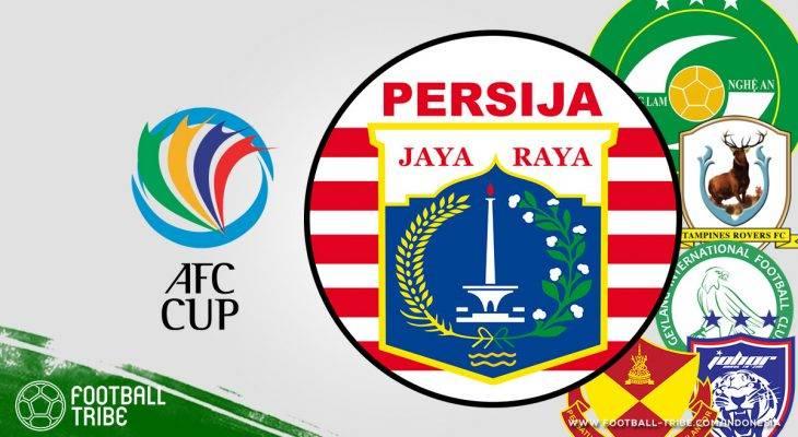 Menengok Calon Lawan Persija di Piala AFC 2018