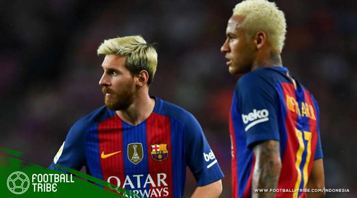 Lionel Messi Masih Belum Bisa Move On dari Neymar