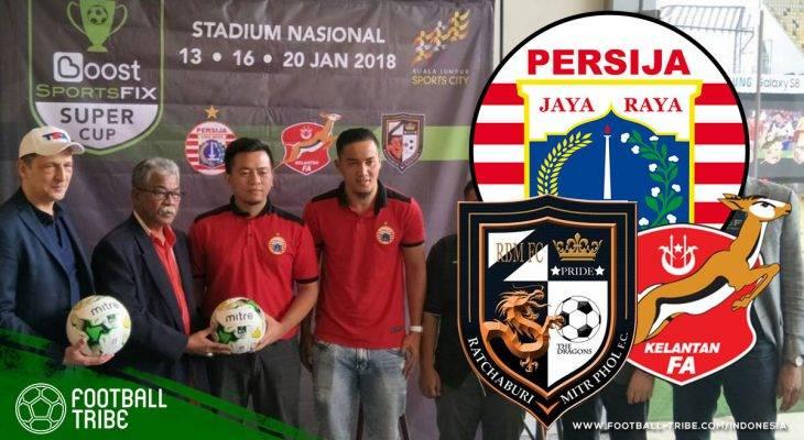 Boost SportsFix Super Cup di Malaysia Jadi Ajang Pemanasan Persija Songsong Musim Depan