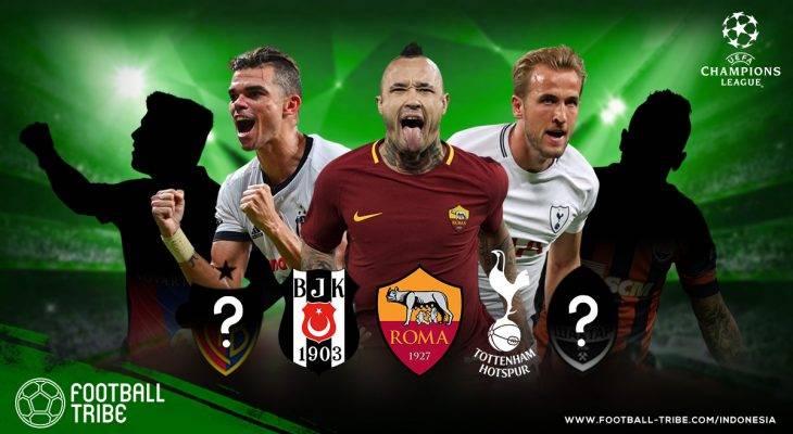 Lima Kesebelasan yang Melebihi Ekspektasi di Liga Champions Musim Ini